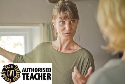 Martina Nilsdotter: sångpedagog & auktoriserad lärare i Komplett Sångteknik (CVT)